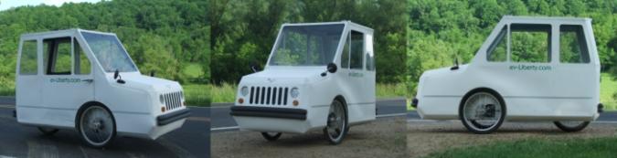 Liberty Veleomobiles